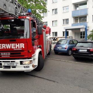In Jena gibt es viel Falschparker, die die Arbeit der Feuerwehr behindern.