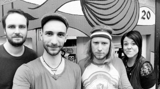 #onstage: Jimmy Glitschy aus Jena ist unsere Band der Woche.