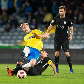 Carl Zeiss Jena gab gegen den SV Meppen die Führung aus der Hand.