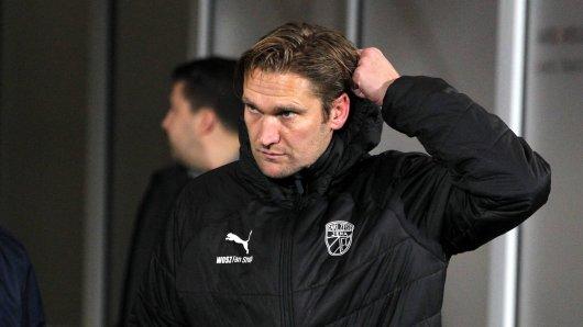 Kenny Verhoene wird beim FC Carl Zeiss Jena vom Sportdirektor zum Trainer der U19-Bundesliga-Mannschaft. (Archivfoto)