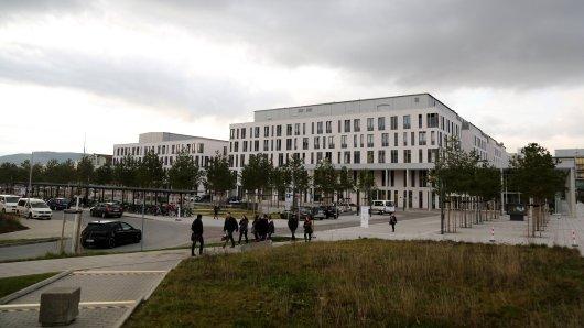 Am Montag wird am Universitätsklinikum Jena voraussichtlich gestreikt.