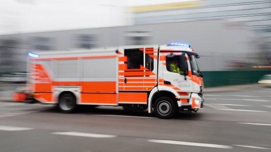 Insgesamt vier Mal musste die Feuerwehr Jena in der Nacht von Freitag auf Samstag ausrücken. (Symbolfoto)