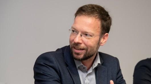 Thomas Nitzsche, Oberbürgermeister von Jena (FDP)