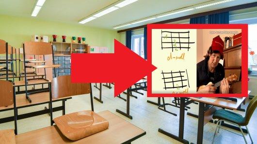 Ein Lehrer aus Jena will die Quarantäne-Zeit sinnvoll nutzen. Das ZDF berichtet.