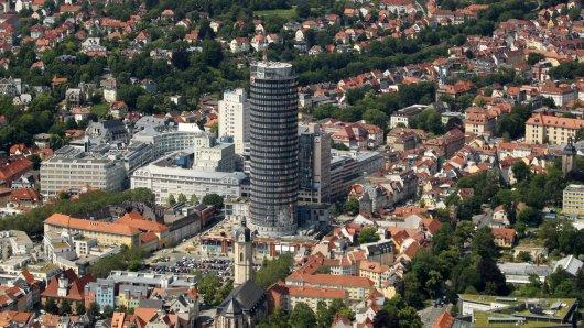 In Jena gibt es neue Pläne für ein großes Bauprojekt!