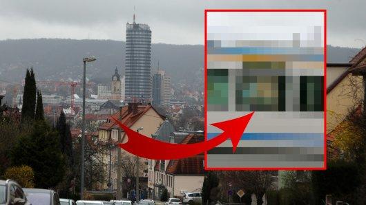 Jena: Eine seltsame Straßenbahn hat in der Schillerstadt für Aufsehen gesorgt. (Symbolbild)
