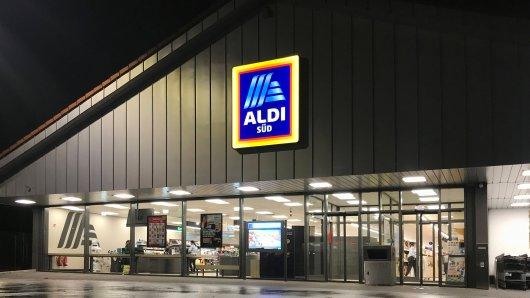 Aldi: Die nächtlichen Vorgänge an einer Aldi-Filiale bringen eine Anwohnerin an den Rand der Verzweiflung.
