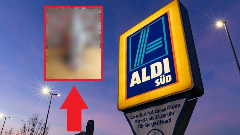 Aldi: Frau sammelt Müll – unglaublich, welches Relikt sie findet