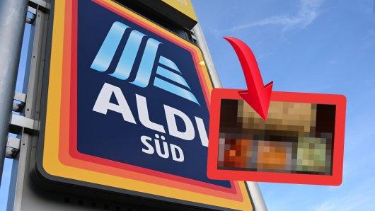 Aldi: Eine Kundin ist entsetzt, als sie eine Tütensuppe des Discounters öffnet und diese Entdeckung macht.