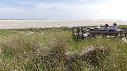 Die Nordsee-Insel Amrum soll zum Entspannen einladen. Nicht aber für einen Stamm-Urlauber! (Symbolfoto)