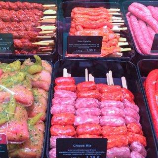 Ein Unternehmen will mit ihrer Entscheidung ihre Mitarbeiter dazu bewegen, dass sie weniger Fleisch essen (Symbolbild).