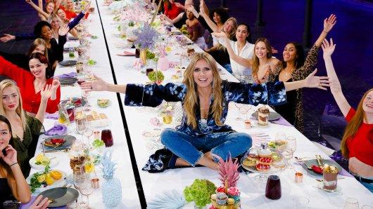 """Im Frühjahr 2019 startet die 14. Staffel von """"Germany's Next Topmodel""""."""