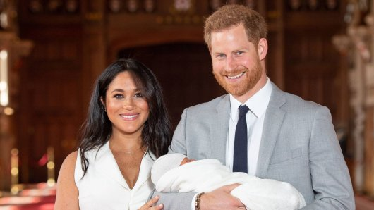 Am 6. Mai kam Baby Archie Harrison Mountbatten Windsor zur Welt.