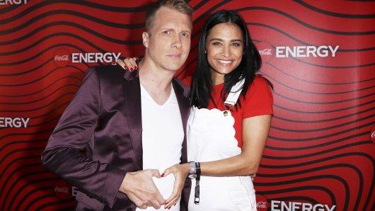 Oliver Pocher und seine Freundin Amira Aly.
