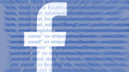 Auf Facebook kannst du Updates derzeit nur über Umwege posten.