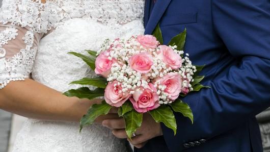 Hochzeit: Ein Bräutigam hat an seinem schönsten Tag einen regelrechten Schock erlitten.