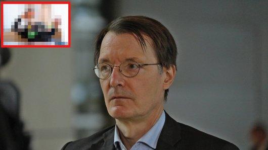 Karl Lauterbach: Der SPD-Politiker steht derzeit erneut im Fokus. (Symbolbild)