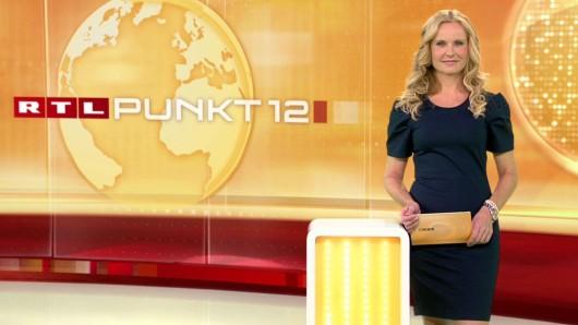 RTL-Moderatorin Katja Burkard hat sich einer verrückten Komplett-Verwandlung unterzogen.
