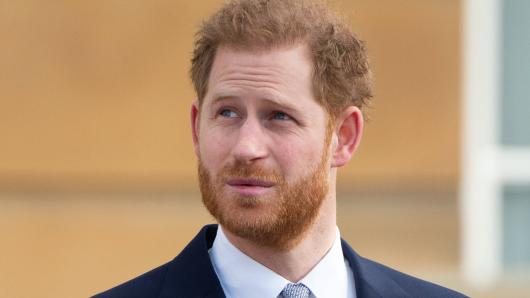Royals: Prinz Harry – Sorge um sein Herz.