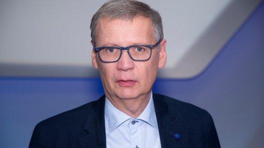 """""""Wer wird Millionär""""-Moderator Günther Jauch."""