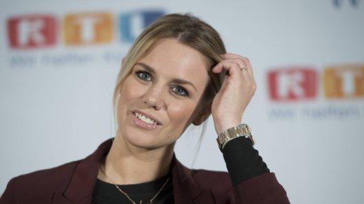RTL-Moderatorin Sandra Kuhn plaudert aus dem Nähkästchen.