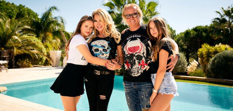 Die Geissens zeigen ihr Leben auf RTL 2. Ein Rapper griff nun die beiden Töchter der Familie an.