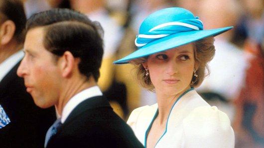 Royals: Neue pikante Details über Prinzessin Diana.