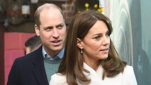Kate Middleton: Witrd sie Ehemann Prinz William bald den Rang ablaufen?