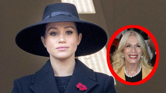 Meghan Markle: Fieser Angriff von der Society-Expertin Colin Campbell.