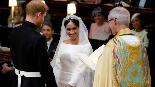 Am 19. Mai 2018 gaben sich Prinz Harry und Meghan Markle das Ja-Wort.