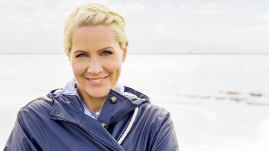 Judith Rakers dreht aktuell an der Nordsee für ihre Inselgeschichten. Und hat eine wichtige Botschaft. (Archivbild)
