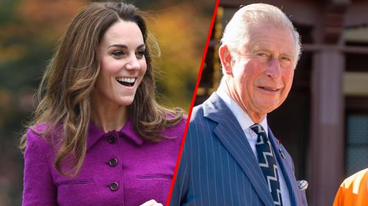 Kate Middleton hat ihrem Schwiegervater Prinz Charles so vieles zu verdanken.