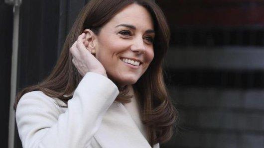 Kate Middleton hat eine wichtige Studie vorgestellt.