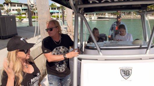 Robert Geiss und seine Familie holen sich ihr Boot zurück – doch die Sache hat einen Haken.