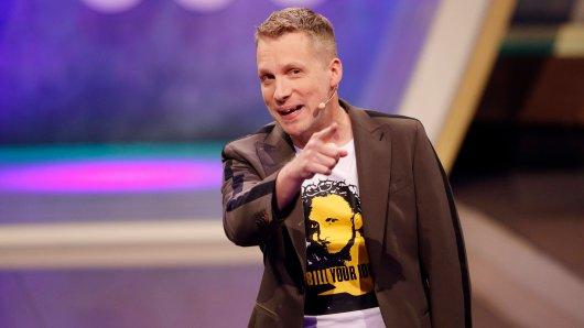 Oliver Pocher steht wieder an der Battlefront: Der Comedian startet im April mit einer neuen Show bei RTL. (Archivbild)