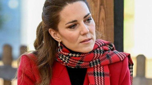 Kate Middleton ist zurück in London.