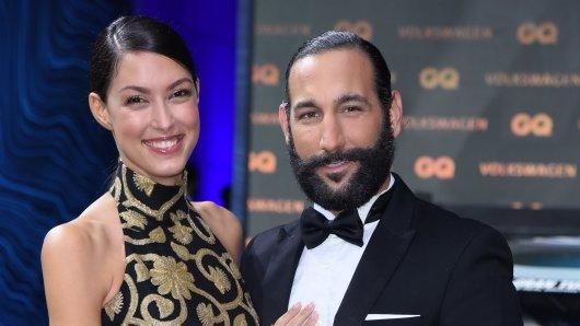 """Die """"Let's Dance""""-Stars Rebecca Mir und Massimo Sinato sind zum ersten Mal Eltern geworden"""
