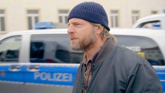 Henning Baum blickt für RTL hinter die Kulissen bei der Polizei.