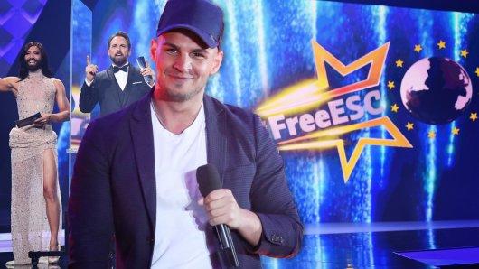 """Pietro Lombardi wird beim diesjährigen """"Free ESC"""" nicht als Sänger auftreten."""