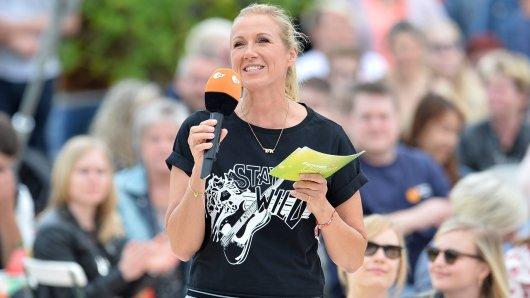 In der ZDF-Show von Andrea Kiewel treten am Sonntag gleich zwei Teenie-Stars auf.
