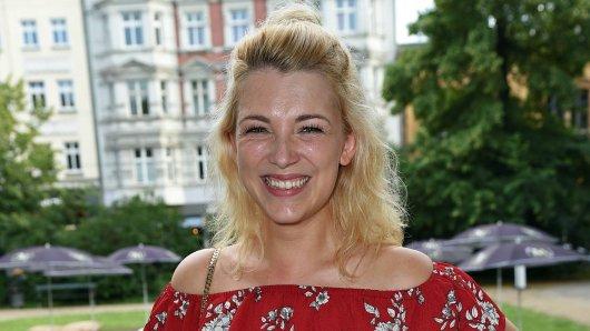Iris Mareike Steen wurde von einer GZSZ-Kollegin ein gehöriger Schrecken eingejagt.