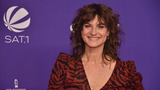 """""""Frühstücksfernsehen""""-Moderatorin Marlene Lufen war zu Gast bei der Sat.1-Spendengala."""