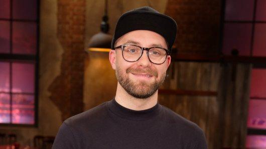 Sänger Mark Forster.