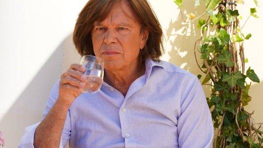 Schlagerstar Jürgen Drews testet das Geissens-Eis. (Symbolbild)