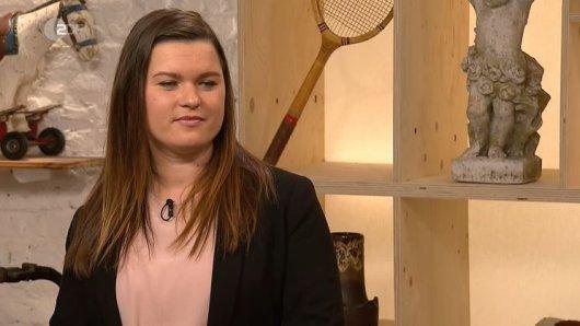 Bares für Rares: Jelena aus Nürnberg schockt mit ihrem Mitbringsel Moderator Horst Lichter.