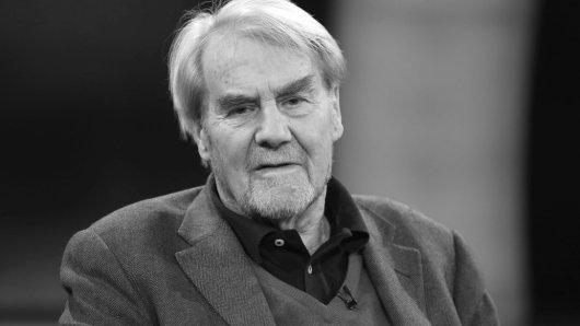 Gerd Ruge starb am 15.Oktober im Alter von 93 Jahren.