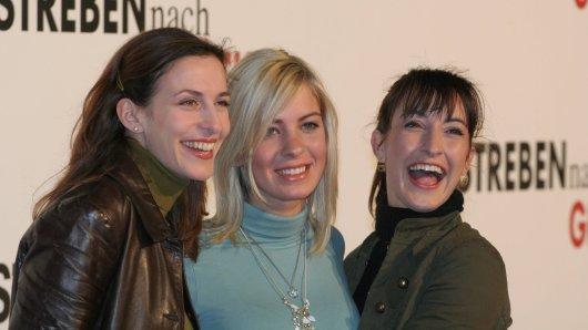 """Die """"GZSZ""""-Stars Ulrike Frank, Jasmin Tawil und Maike von Bremen."""