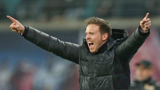 RB Leipzig könnte sich schon bald über den ersten Titel der Saison freuen.