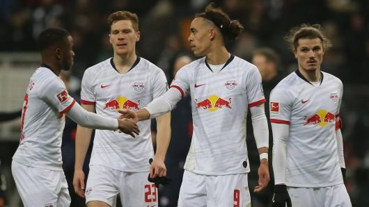 Zum Umgang mit dem RB Leipzig (Foto) hat Sachsen-Anhalts Ministerpräsident eine klare Meinung