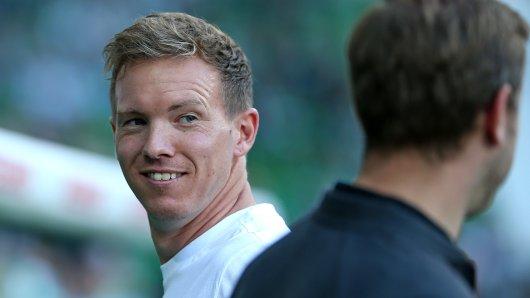 Julian Nagelsmann freut sich auf das Duell gegen Florian Kohfeldt und Werder Bremen.